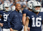 Penn State Football: Franklin Nips A&M Rumors In The Bud